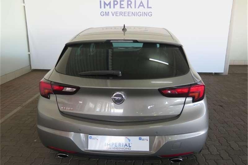 Opel Astra hatch 1.6T Sport 2016