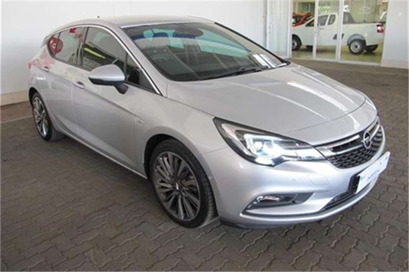 2017 Opel Astra Hatch 1 6t Sport Hatchback   Petrol    Fwd    Manual   Cars For Sale In Gauteng
