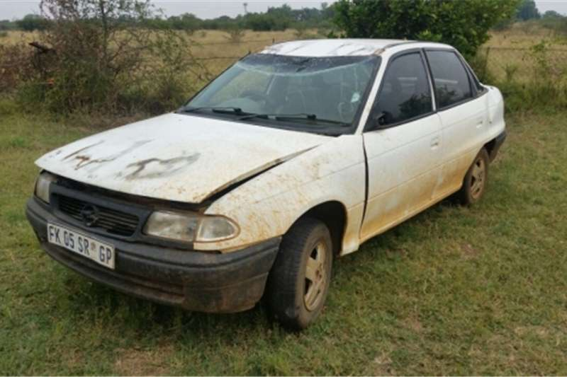 Opel Astra Licenced with Accident Damaged Cars for sale in Gauteng