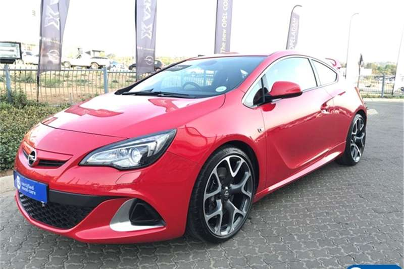 Opel Astra OPC 2016