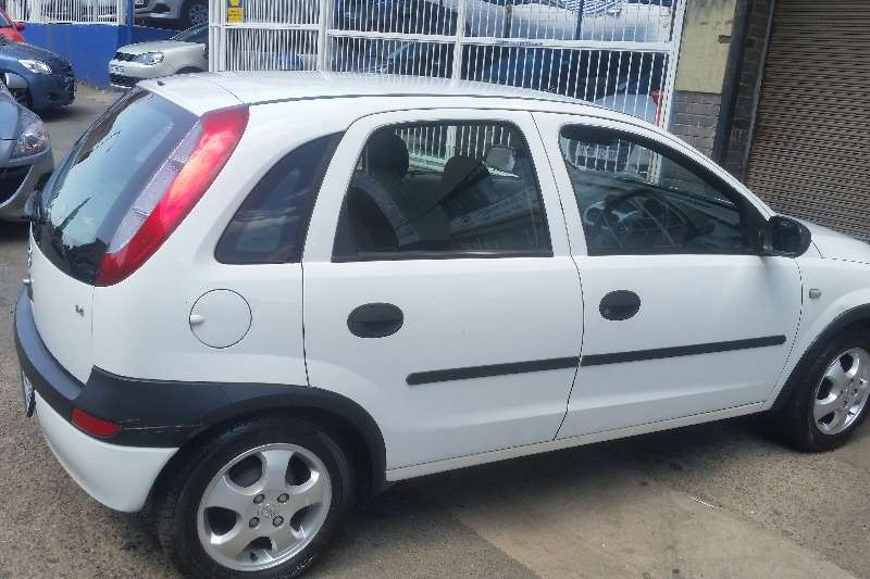 2006 opel corsa 1 4 enjoy hatchback fwd cars for sale. Black Bedroom Furniture Sets. Home Design Ideas