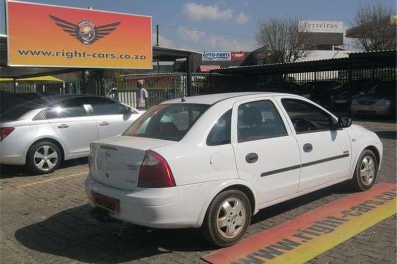 Opel Corsa 1.7DTi Elegance 2004
