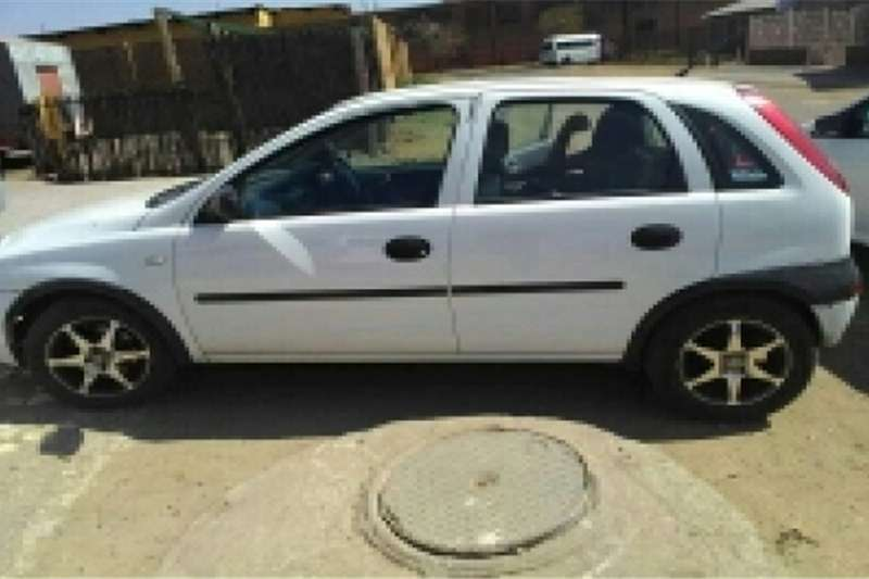2007 opel corsa cars for sale in mpumalanga r 48 000 on auto mart. Black Bedroom Furniture Sets. Home Design Ideas