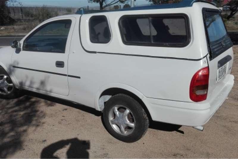 Opel Corsa bakkie/canopy 1600 cc sport 0 & bakkie) Cars for sale in Western Cape | Auto Mart