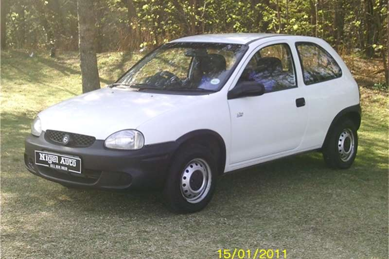 2001 opel corsa lite cars for sale in gauteng r 39 999 on auto mart. Black Bedroom Furniture Sets. Home Design Ideas