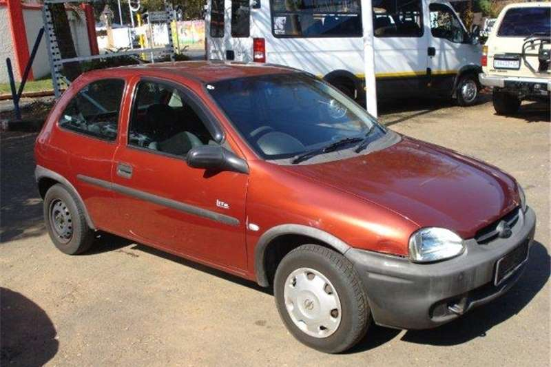 2005 opel corsa lite cars for sale in gauteng r 44 995 on auto mart. Black Bedroom Furniture Sets. Home Design Ideas