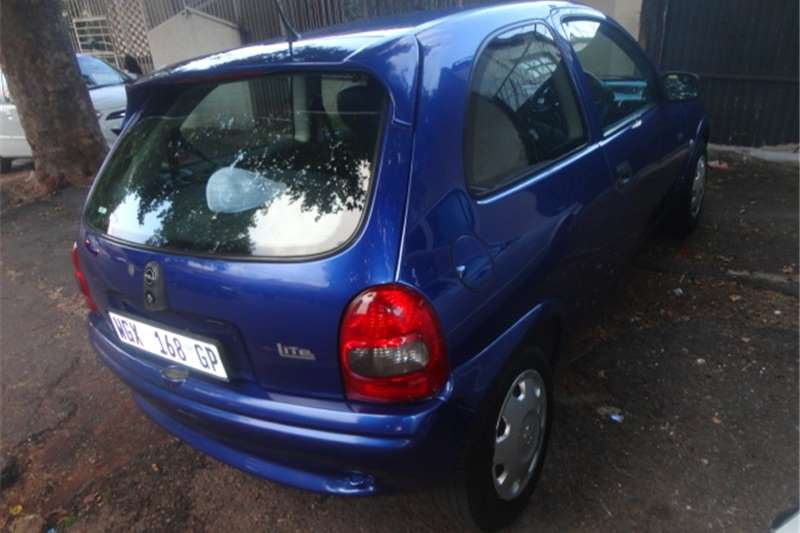 2007 opel corsa opel corsa lite 1 4 cars for sale in. Black Bedroom Furniture Sets. Home Design Ideas