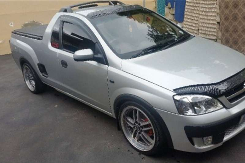 opel corsa utility 1 7 dti cars for sale in gauteng r 78 000 on auto mart. Black Bedroom Furniture Sets. Home Design Ideas