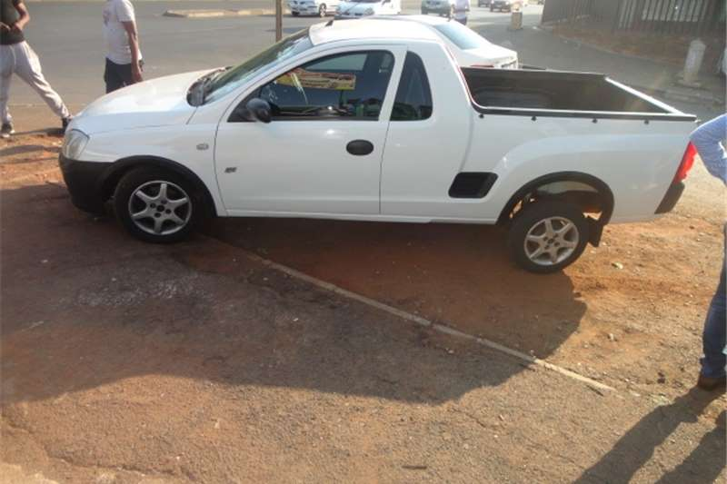 2007 opel corsa utility corsa bakkie cars for sale in. Black Bedroom Furniture Sets. Home Design Ideas