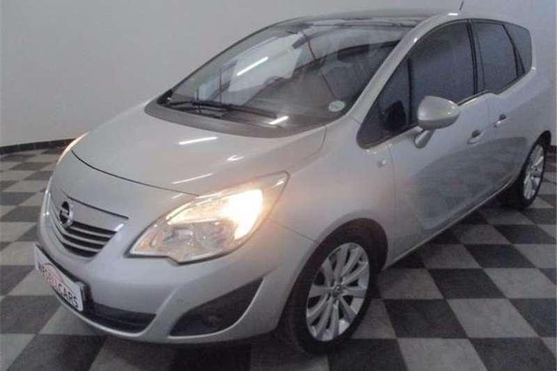 Opel Meriva 1.4 Turbo Cosmo 2013
