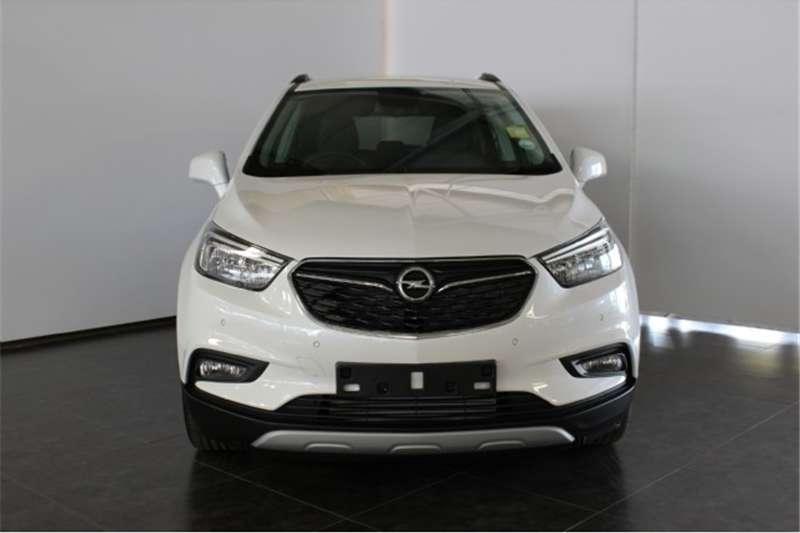 Opel Mokka 1.4 Turbo Cosmo 2017