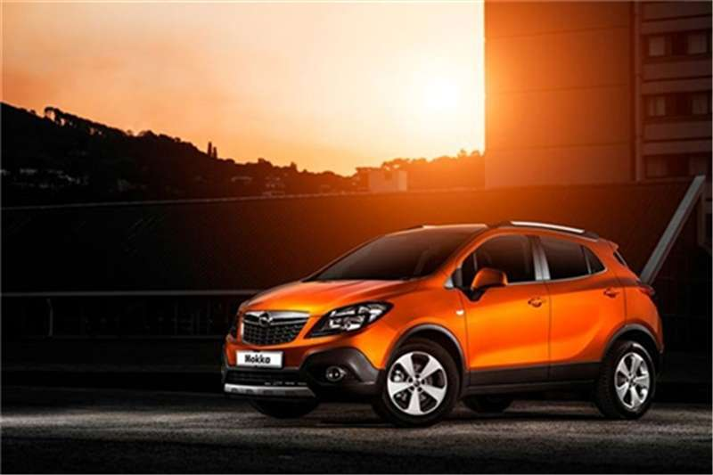 Opel Mokka 1.4 Turbo Enjoy 2017