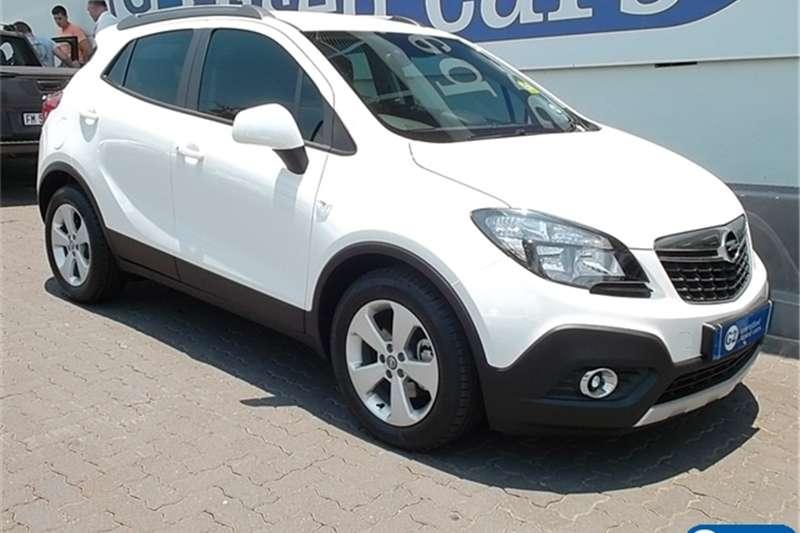 Opel Mokka 1.4 Turbo Enjoy auto 2016