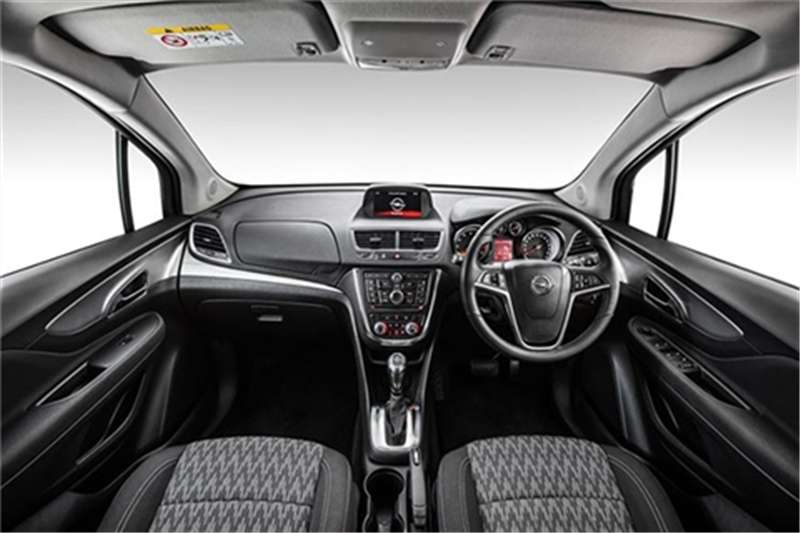 Opel Mokka 1.4 Turbo Enjoy auto 2017