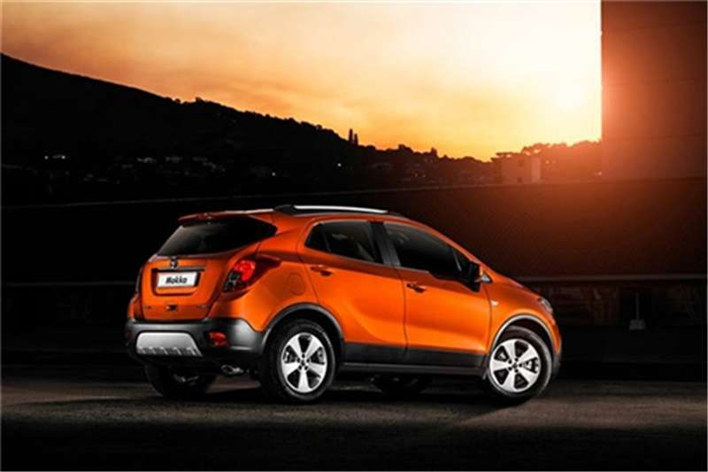 Opel Mokka 1.4 Turbo Enjoy auto 2017