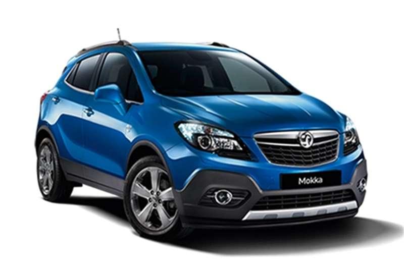 Opel Mokka Mokka 1.4 Turbo Enjoy auto 2017