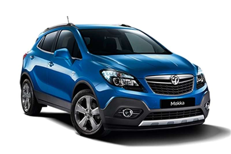 Opel Mokka Mokka 1.4 Turbo Enjoy auto 2017
