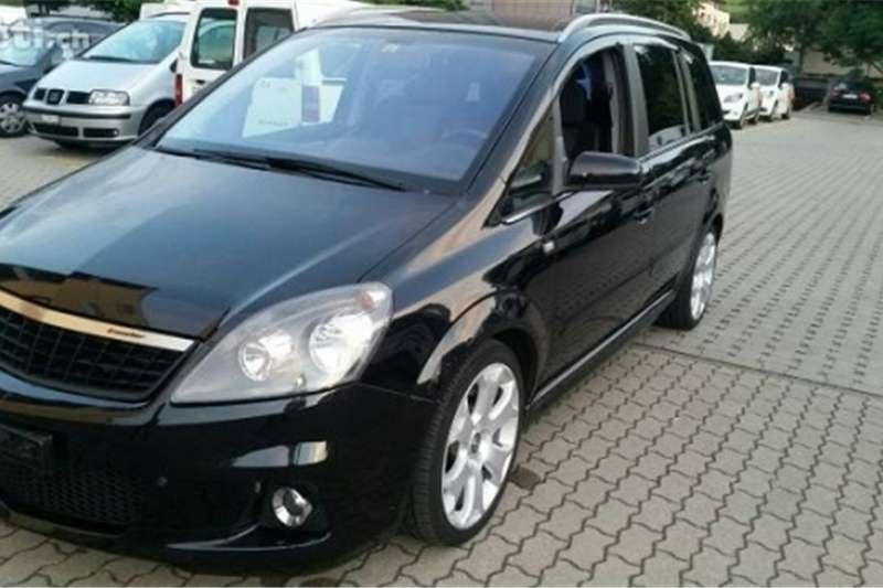2007 opel zafira opc cars for sale in gauteng r 145 000 on auto mart. Black Bedroom Furniture Sets. Home Design Ideas