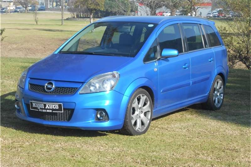 2008 opel zafira opc multi purpose vehicle fwd cars for sale in gauteng r 129 999 on auto mart. Black Bedroom Furniture Sets. Home Design Ideas