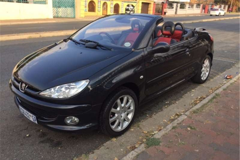 2007 peugeot 206 cc convertible cars for sale in gauteng r 79 999 on auto mart. Black Bedroom Furniture Sets. Home Design Ideas