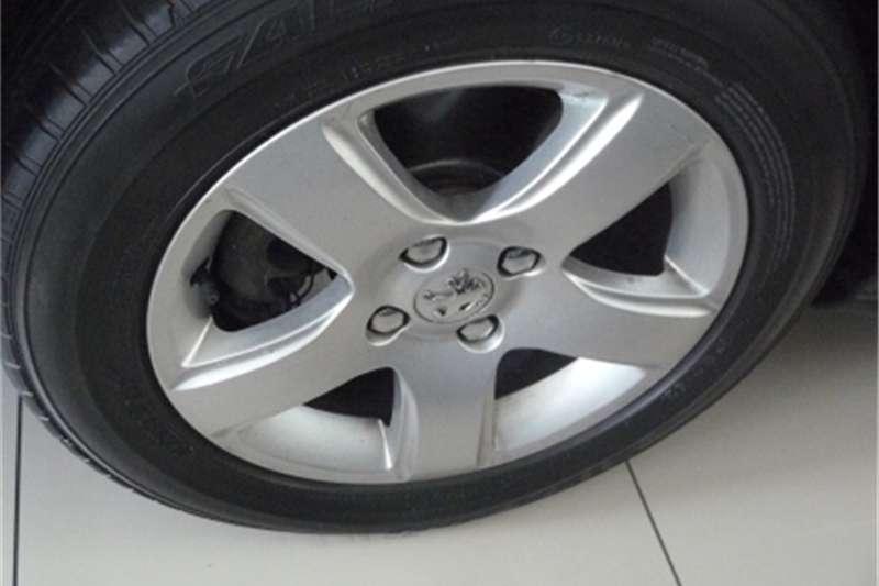 Peugeot 3008 1.6T Premium 2012