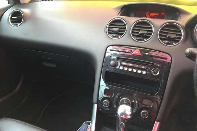Peugeot 308 CC 1.6T 2013