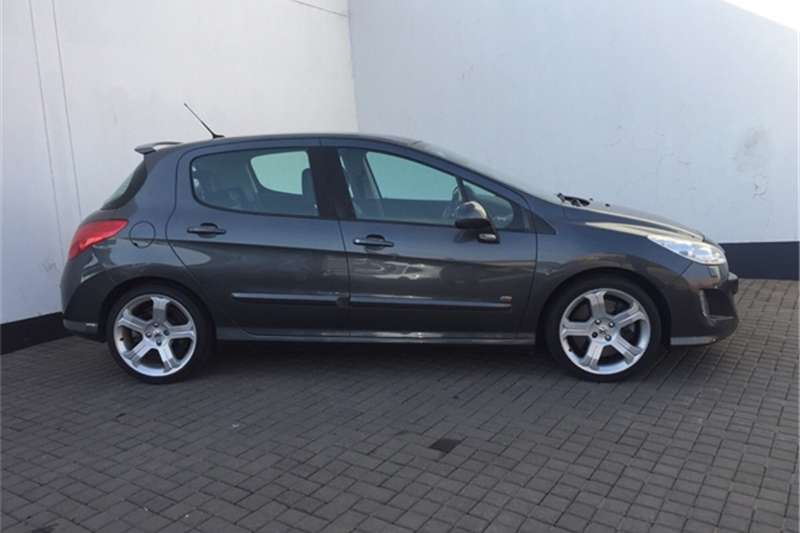 2010 peugeot 308 308 gti cars for sale in gauteng r 119 900 on auto mart. Black Bedroom Furniture Sets. Home Design Ideas
