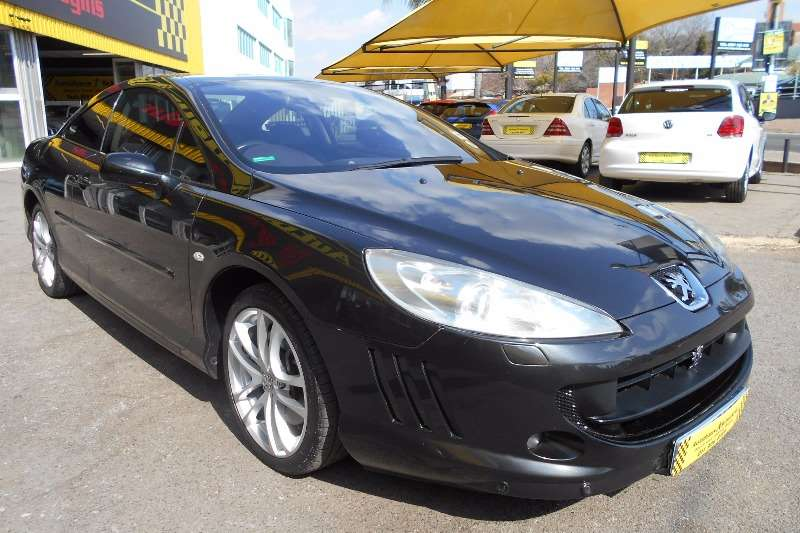 2006 peugeot 407 2 7 hdi coupe a t cars for sale in gauteng r 79 995 on auto mart. Black Bedroom Furniture Sets. Home Design Ideas