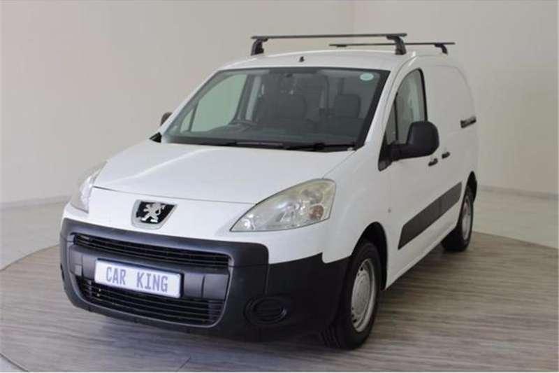 Peugeot Partner 1.6HDi 2012
