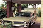 Pontiac PARISIENNE 4 DOOR HARD TOP  RHD IN GOOD CONDITION 1963