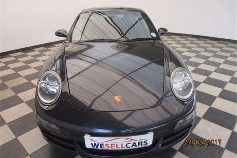 Porsche 911 Carrera 4S tiptronic 2007