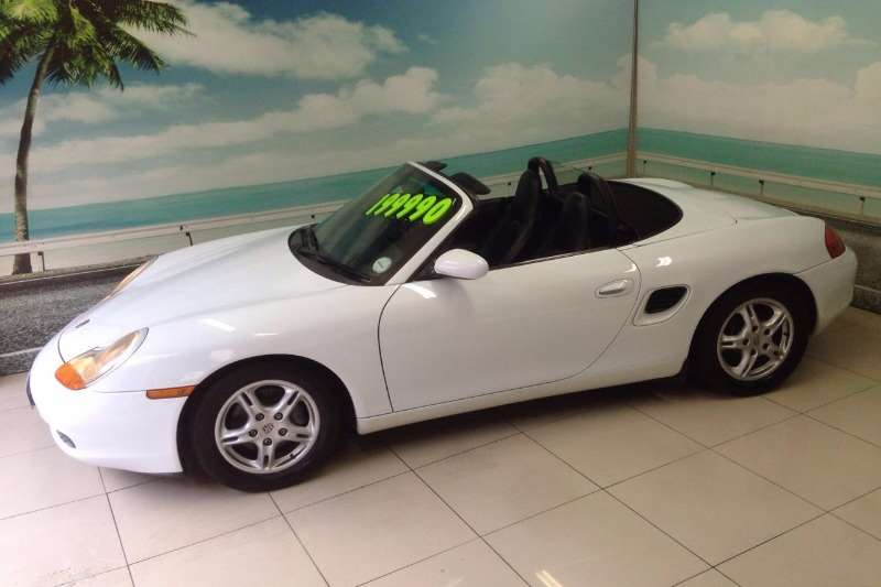 1998 porsche boxster convertible petrol rwd manual cars for sale in western cape on auto. Black Bedroom Furniture Sets. Home Design Ideas