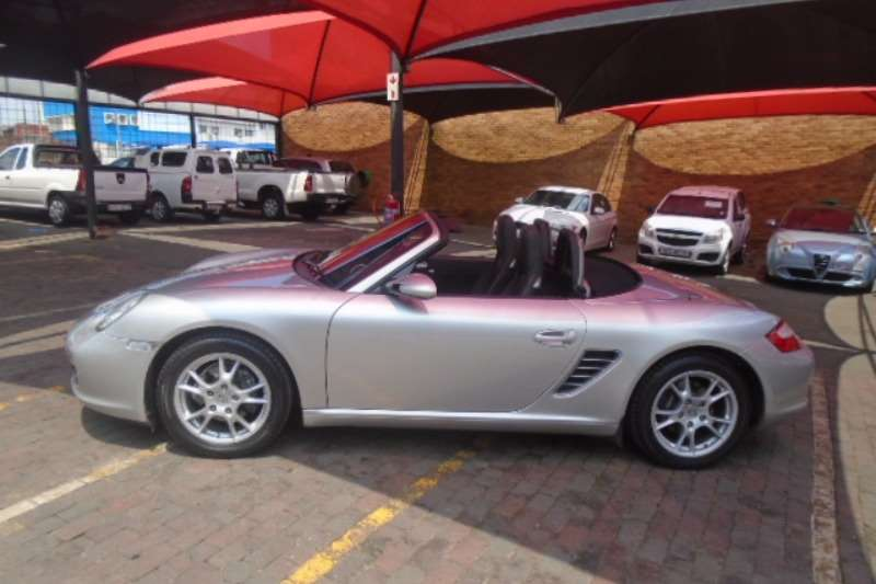 2007 porsche boxster 987 cars for sale in gauteng r. Black Bedroom Furniture Sets. Home Design Ideas