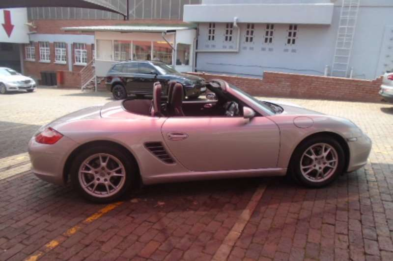2007 porsche boxster 987 cars for sale in gauteng r 299 900 on auto mart. Black Bedroom Furniture Sets. Home Design Ideas