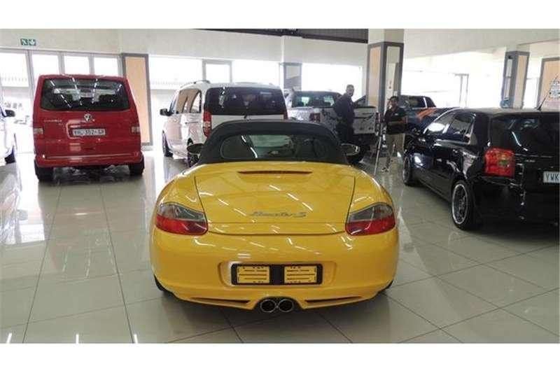 Porsche Boxster S (986) 2002