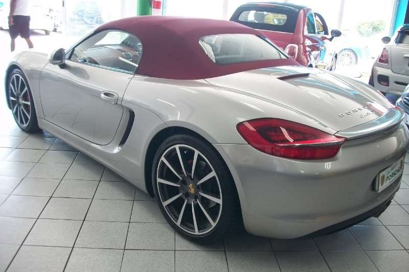 2013 porsche boxster s pdk 3 4l 315bhp cars for sale in western cape r 699 995 on auto mart. Black Bedroom Furniture Sets. Home Design Ideas