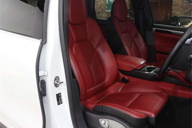Porsche CAYENNE Cayenne diesel 2013