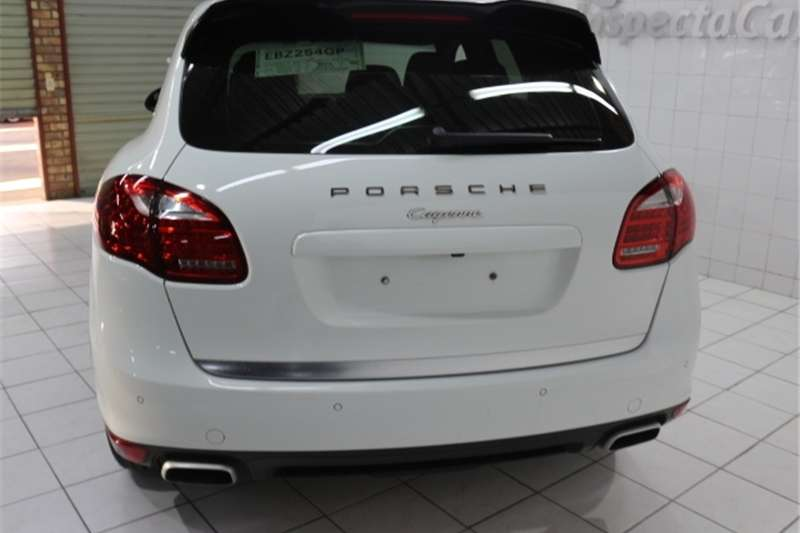 Porsche CAYENNE diesel 2013