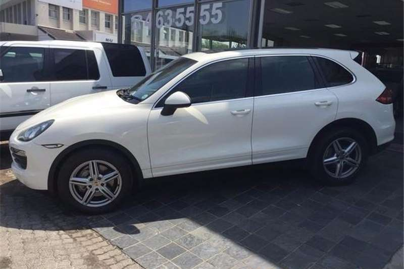 2011 porsche cayenne s cars for sale in gauteng r 509. Black Bedroom Furniture Sets. Home Design Ideas