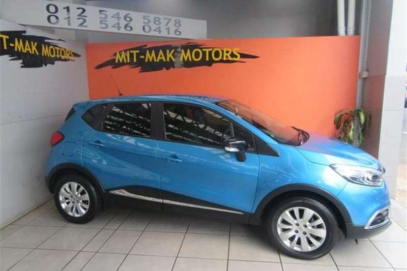Renault Captur 66kW Turbo Expression 2016
