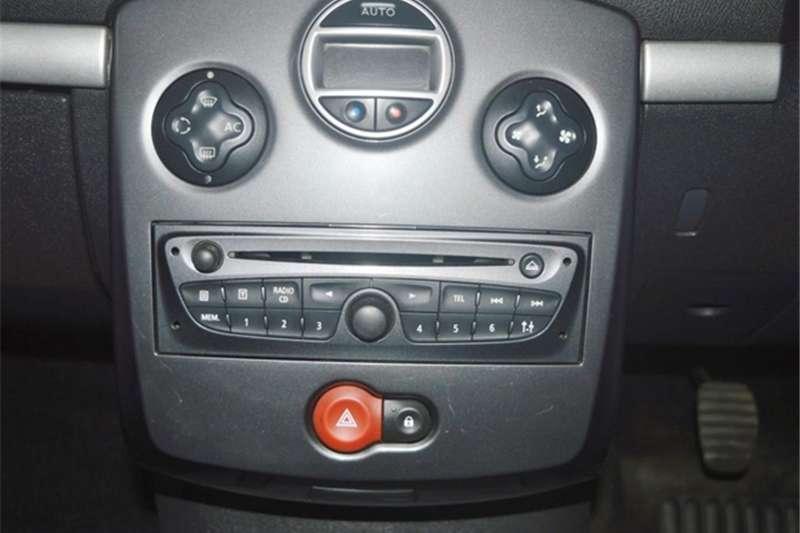 Renault Clio 1.6 Dynamique 2012