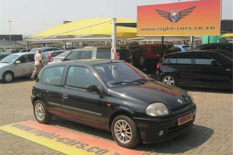 Renault Clio 1.6 RS 1999