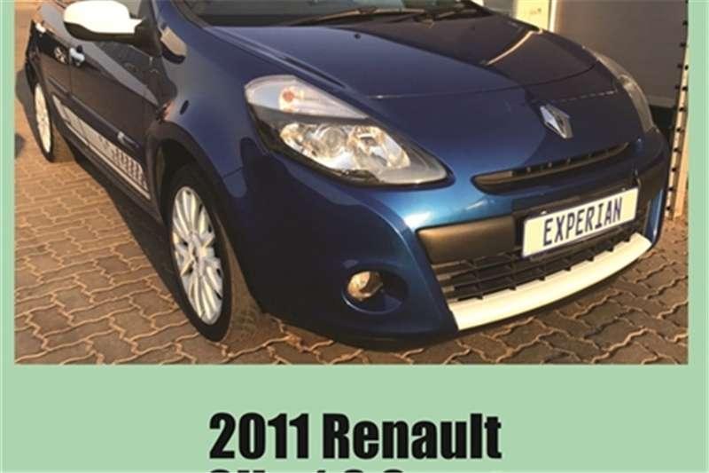Renault Clio 1.6 SPORT 2011