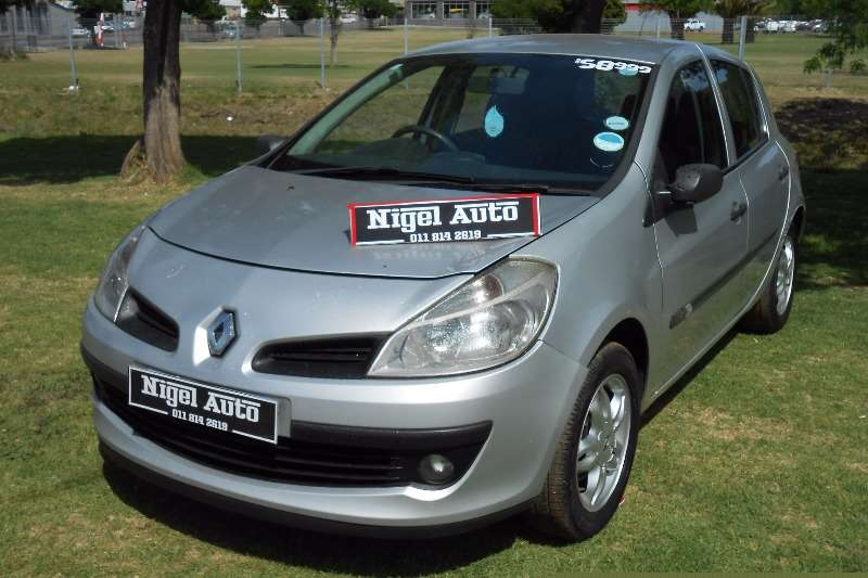 2007 renault clio 3 1 5 dci cars for sale in gauteng r 55 999 on auto mart. Black Bedroom Furniture Sets. Home Design Ideas