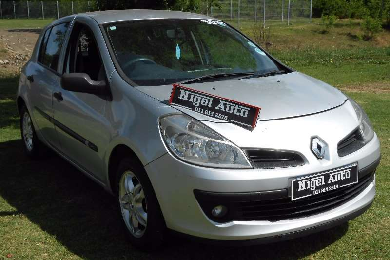 2007 renault clio 3 1 5 dci cars for sale in gauteng r. Black Bedroom Furniture Sets. Home Design Ideas