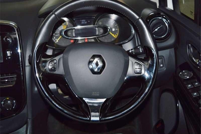 Renault Clio 66kW turbo Dynamique 2013