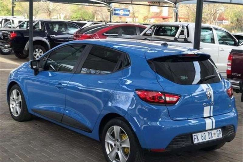 Renault Clio 66kW turbo Expression 2013