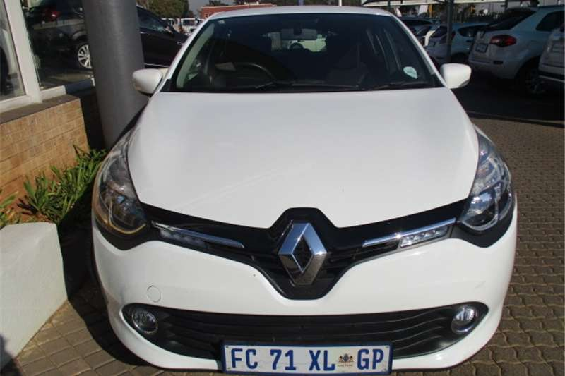 Renault Clio 66kW turbo Expression 2016