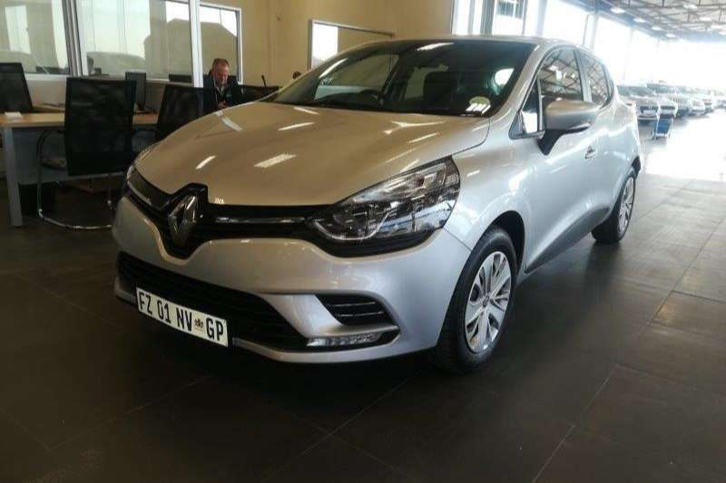 Renault Clio 66kW turbo Expression 2017