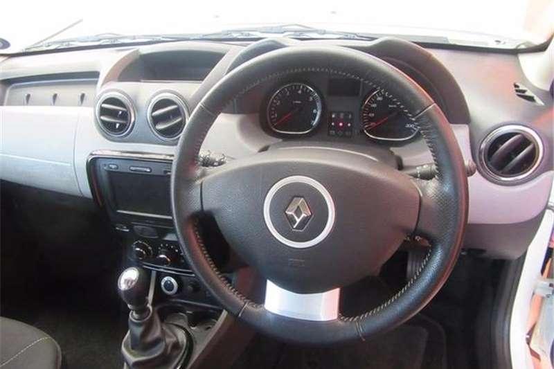 Renault Duster 1.5dCi Dynamique 4WD 2014